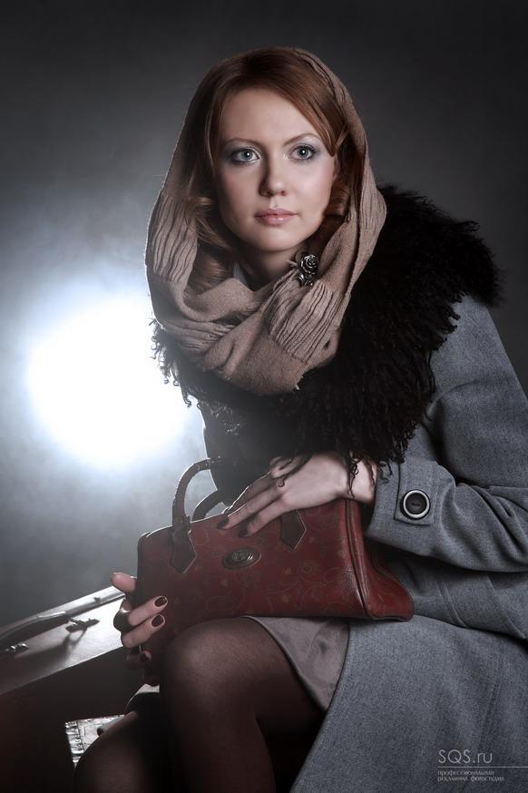 Фотосессия Надежды с разработкой постановочного сюжета, Портреты, Фотосессии, Фотостудия SQS, Екатеринбург.