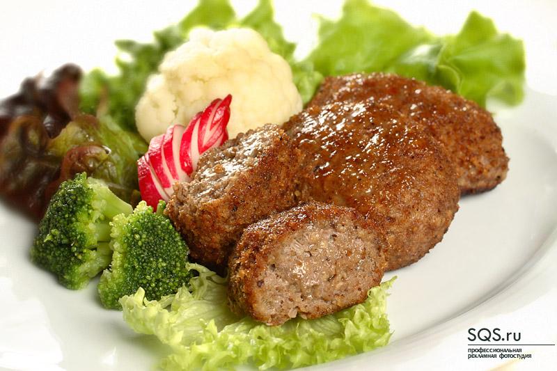 Фотосъемка мясных полуфабрикатов для ТМ Мясодар, Еда и напитки, Рекламная фотосъемка, Фотостудия SQS, Екатеринбург.